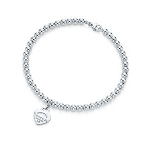TIFFANY AND CO bead bracelet
